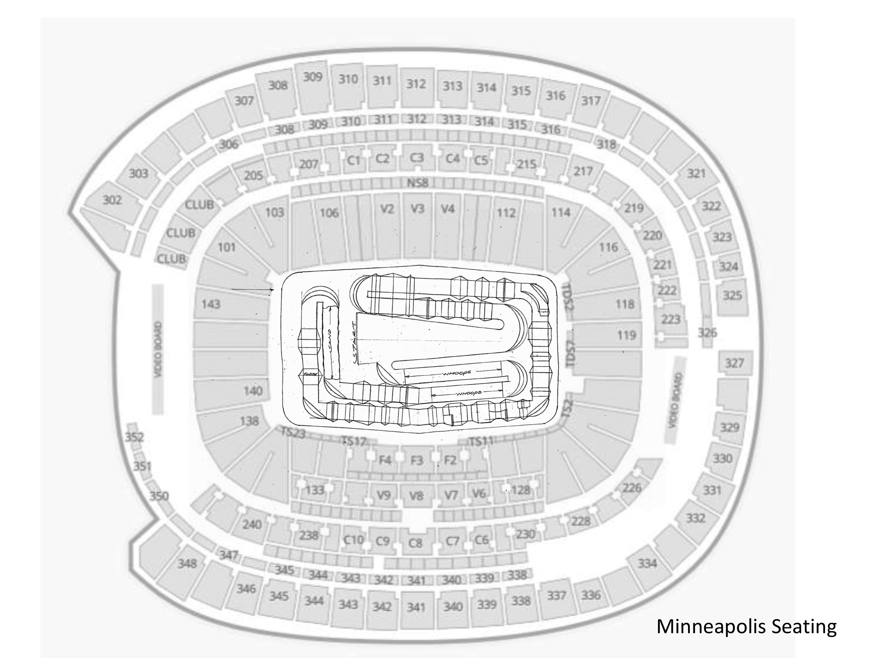 Minneapolis Supercross 2018 Tickets