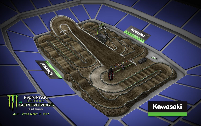 Rd 12 - Detroit SX Links - Moto-Related - Motocross Forums