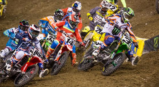 Supercross Live The Official Site Of Monster Energy Supercross - Us bank stadium supercross track map