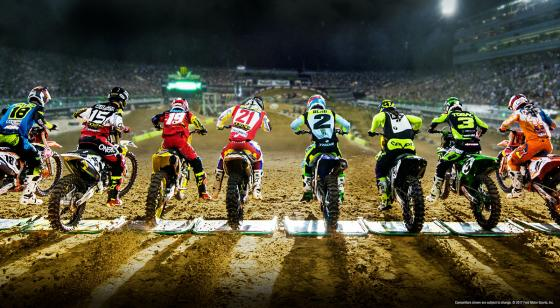 Monster Energy Cup 2017 Supercross Live