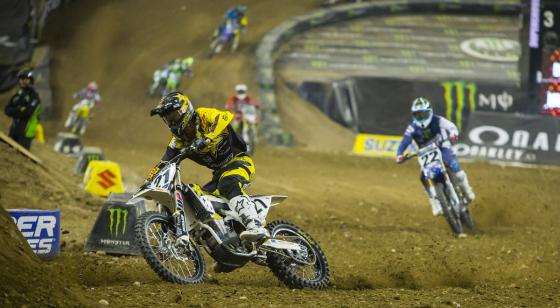 Jason Anderson Wins Detroit 2016