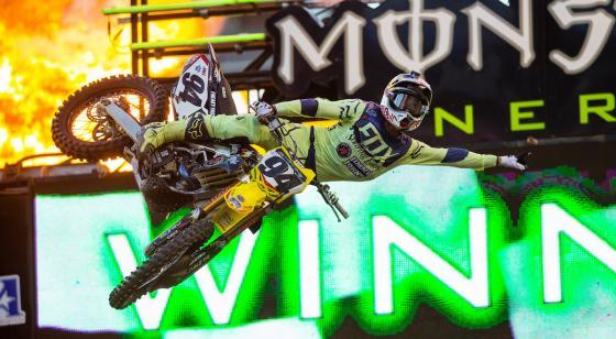 Ken Roczen Wins Foxboro 2016