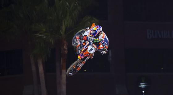 Ryan Dungey Wins San Diego 1 2016