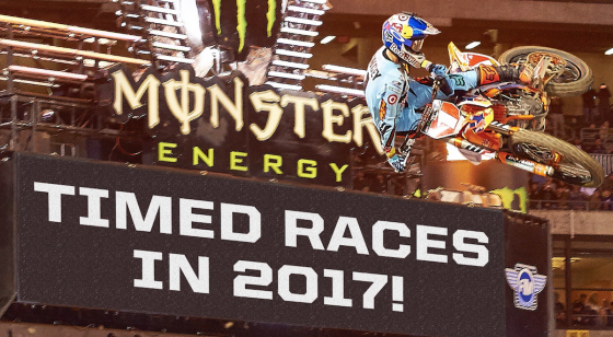 Supercross Timed Races