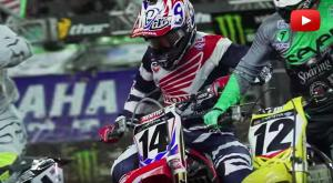 Behind the Scenes with Cole Seely at Arlington