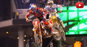 Dungey vs. Roczen: Chasing the Dream