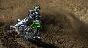 Justin Hill Kawasaki 2017