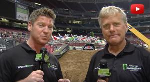 Official Supercross Post-Race Show